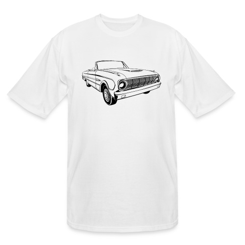 63 Ford Falcon Sprint Conv Men's T-Shirt - Men's Tall T-Shirt