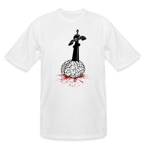Sword in Brain - Men's Tall T-Shirt