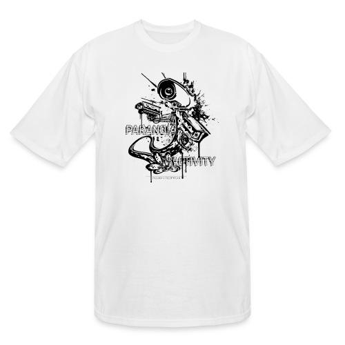 Paranoia Activity - Men's Tall T-Shirt