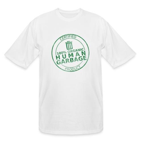 100% Human Garbage - Men's Tall T-Shirt