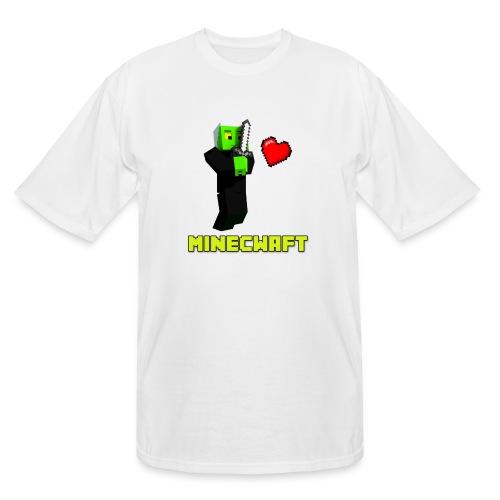 MINECWAFT ZGW - Men's Tall T-Shirt