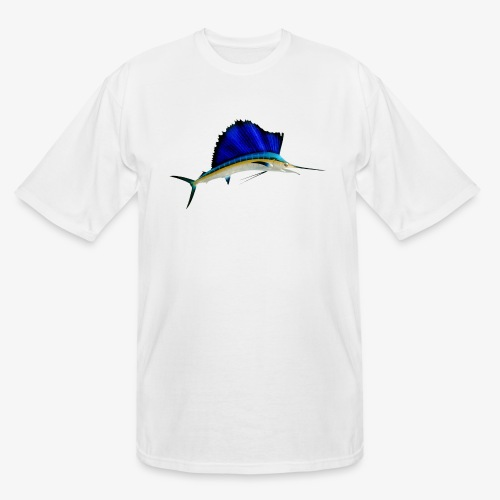 SAILFISH-01 - Men's Tall T-Shirt