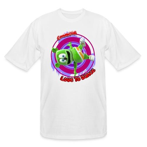 Love To Dance - Men's Tall T-Shirt