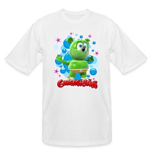 Gummibär Bubbles - Men's Tall T-Shirt
