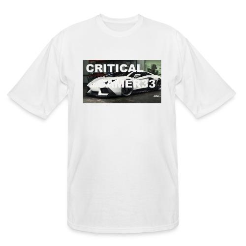 CRITIMERCH EXCLUSIVE - Men's Tall T-Shirt