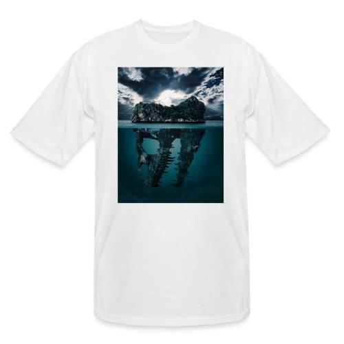Lost Sea - Men's Tall T-Shirt