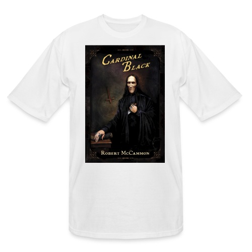 Cardinal Black - Men's Tall T-Shirt