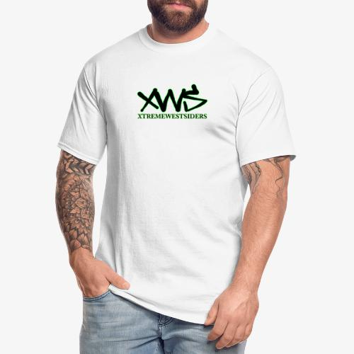 XWS Logo - Men's Tall T-Shirt