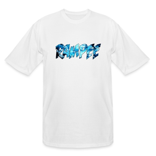 Blue Ice - Men's Tall T-Shirt