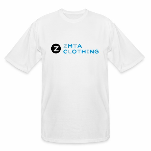 ZMTA logo products - Men's Tall T-Shirt