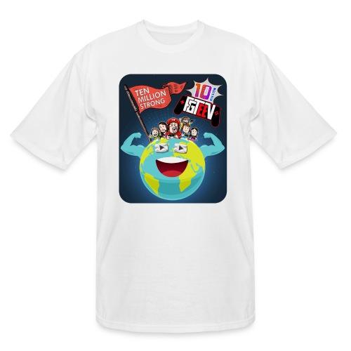 FGTeeV 10 Million (Adult) - Men's Tall T-Shirt