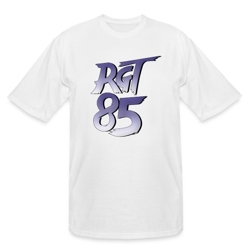 RGT 85 Logo - Men's Tall T-Shirt