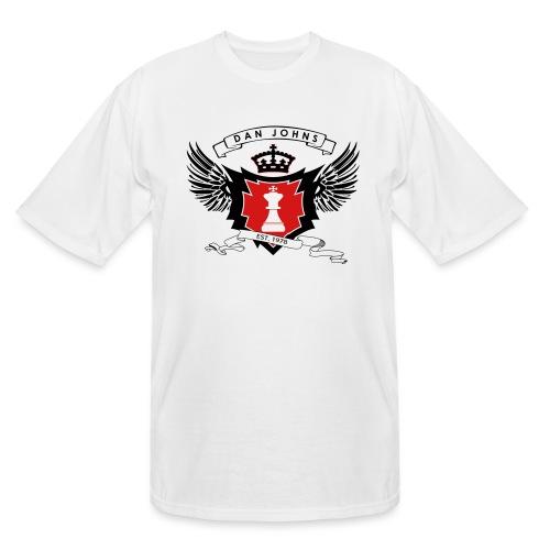 danjohnsawlogo - Men's Tall T-Shirt