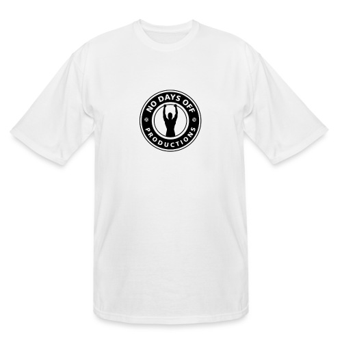 No Days Off Productions - Men's Tall T-Shirt