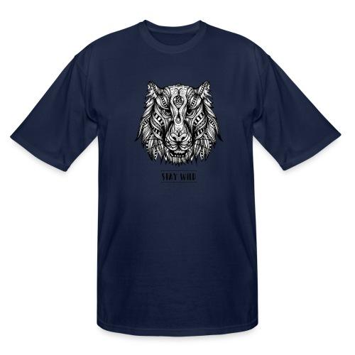 Stay Wild - Men's Tall T-Shirt