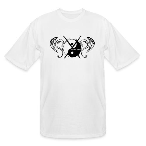 Taiji new logo png - Men's Tall T-Shirt