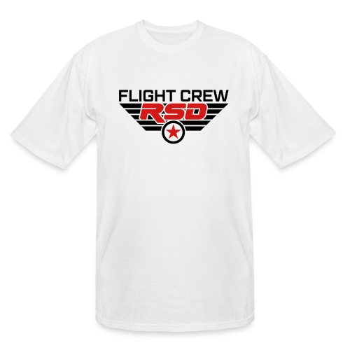 RSD Flight Crew - Men's Tall T-Shirt