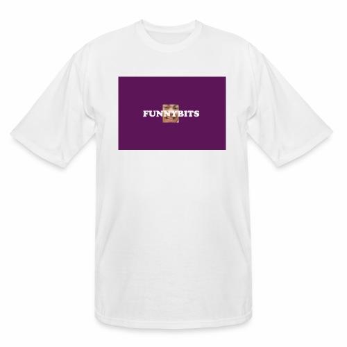 funny bits t - Men's Tall T-Shirt