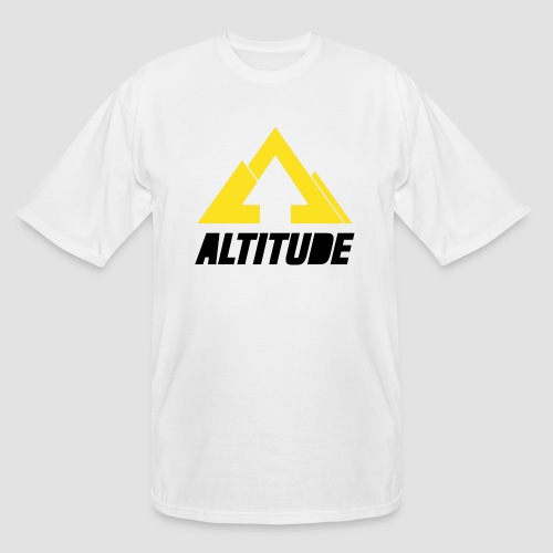 Empire Collection - Yellow 2 - Men's Tall T-Shirt
