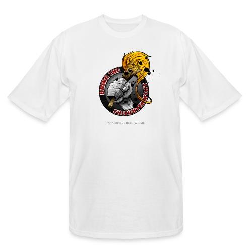 bring the enlightment - Men's Tall T-Shirt