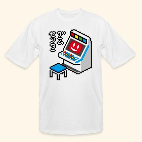 Pixelcandy_MVS - Men's Tall T-Shirt