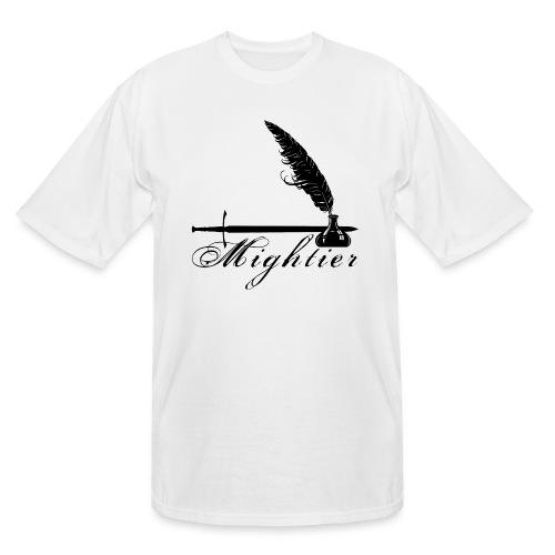 mightier - Men's Tall T-Shirt