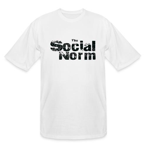 The Social Norm Official Merch - Men's Tall T-Shirt