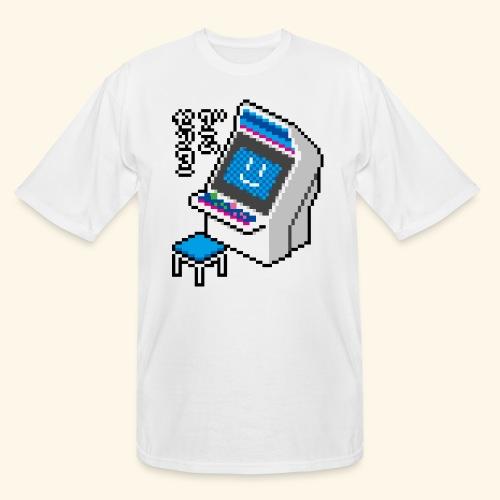 Pixelcandy_BC - Men's Tall T-Shirt