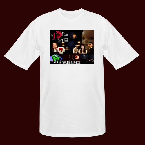 The 13th Doll Cast and Puzzles - Men's Tall T-Shirt