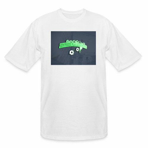 3D Mockup - Men's Tall T-Shirt