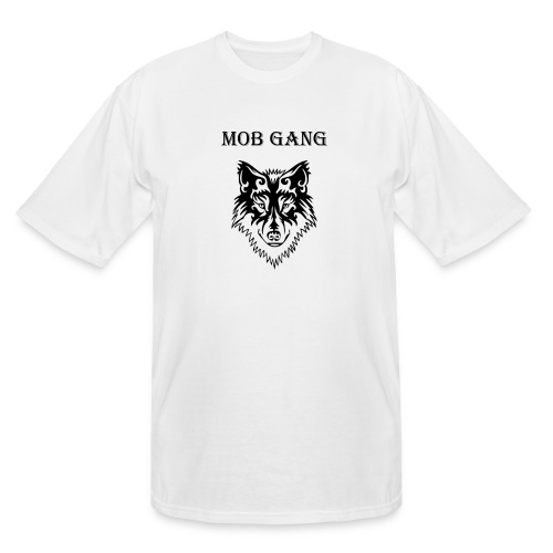wolf - Men's Tall T-Shirt