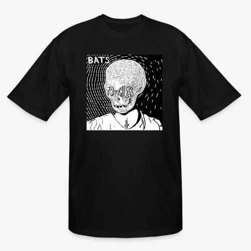 BATS TRUTHLESS DESIGN BY HAMZART - Men's Tall T-Shirt
