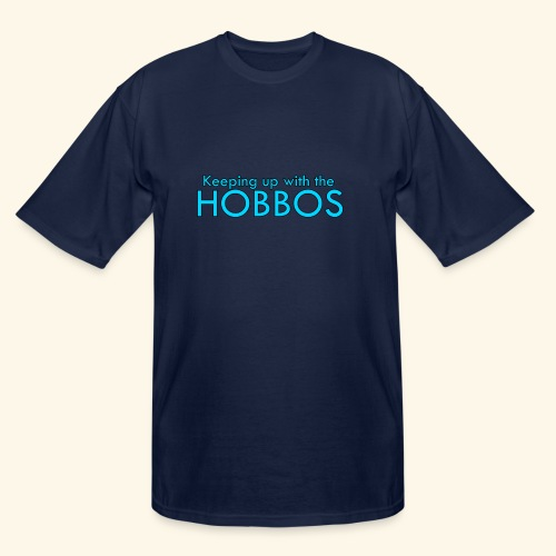 KEEPING UP WITH THE HOBBOS | OFFICIAL DESIGN - Men's Tall T-Shirt