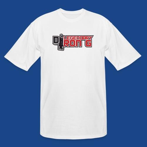 Ron G logo - Men's Tall T-Shirt