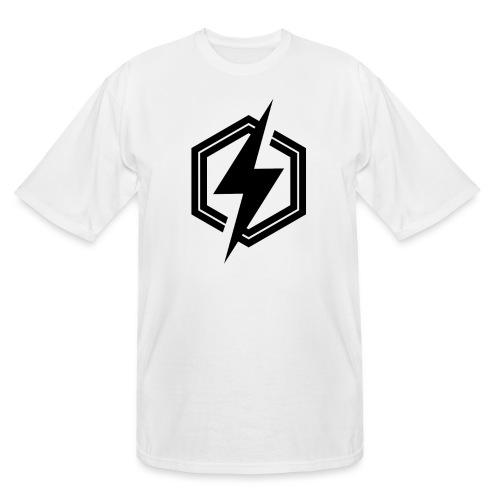 logonoir - Men's Tall T-Shirt