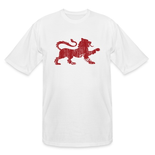 The Lion of Judah - Men's Tall T-Shirt