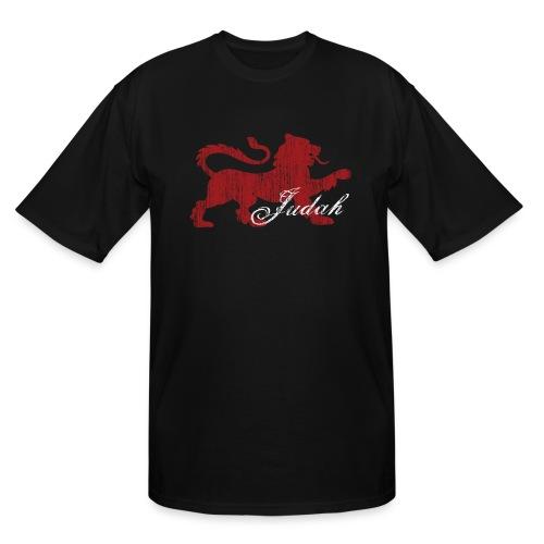 The Lion of Judah - Men's Tall T-Shirt