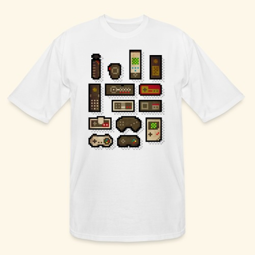 pixelcontrol - Men's Tall T-Shirt