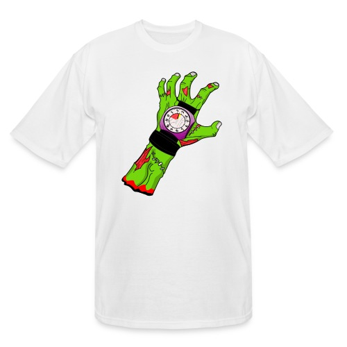 Altitude Zombie! - Men's Tall T-Shirt