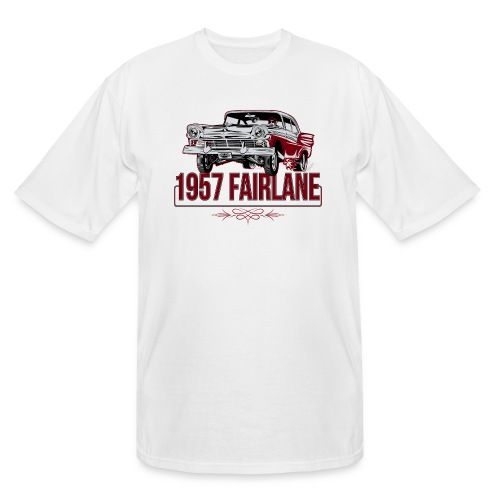 Twisted Farlaine 1957 Gasser - Men's Tall T-Shirt