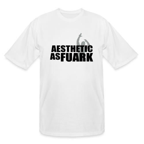 Zyzz Aesthetic as FUARK - Men's Tall T-Shirt