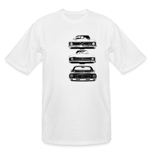 monaro over - Men's Tall T-Shirt