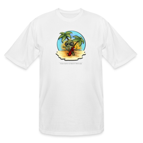 let's have a safe surf home - Men's Tall T-Shirt