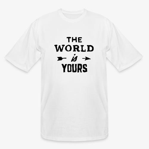 the world - Men's Tall T-Shirt