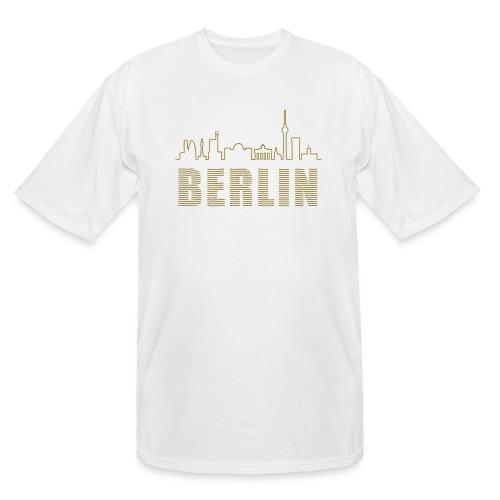 Skyline of Berlin - Men's Tall T-Shirt