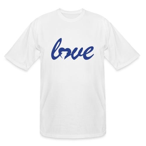 Dog Love - Men's Tall T-Shirt