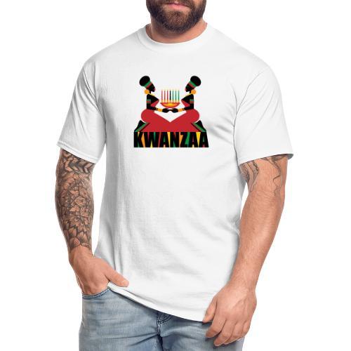 Kwanzaa - Men's Tall T-Shirt