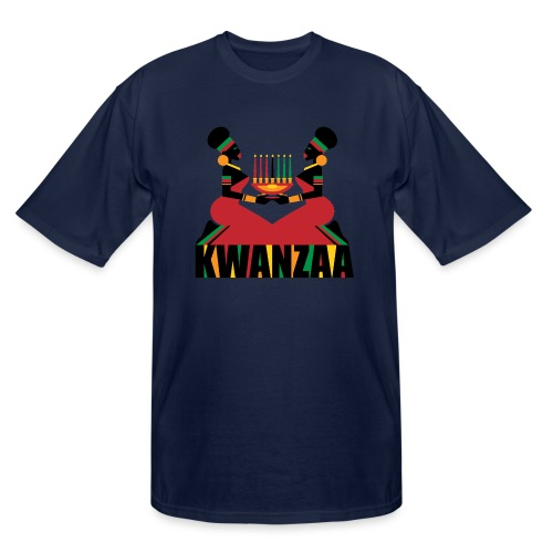 Kwanzaa - Men's Tall T-Shirt
