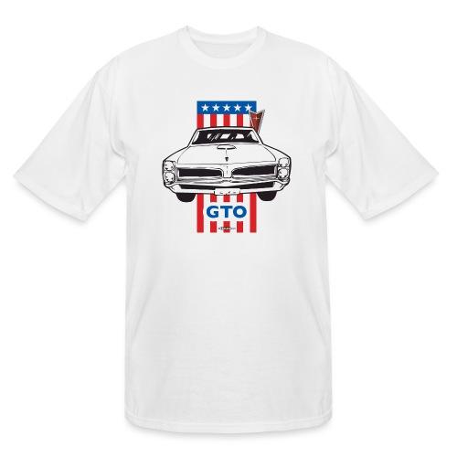 Pontiac GTO - AUTONAUT.com - Men's Tall T-Shirt