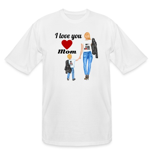 Mother's day gift from daughter, Mother's Day Gift - Men's Tall T-Shirt
